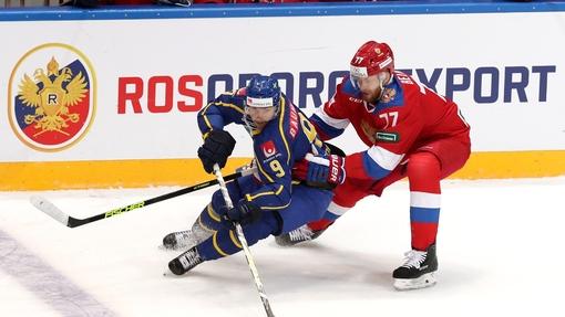 Россия проиграла Швеции