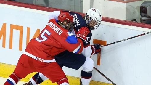 Россияне проиграли США со счетом 1:5