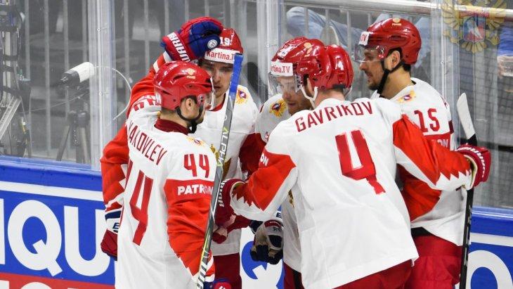 Сборная России проведет третий матч на ЧМ-2018