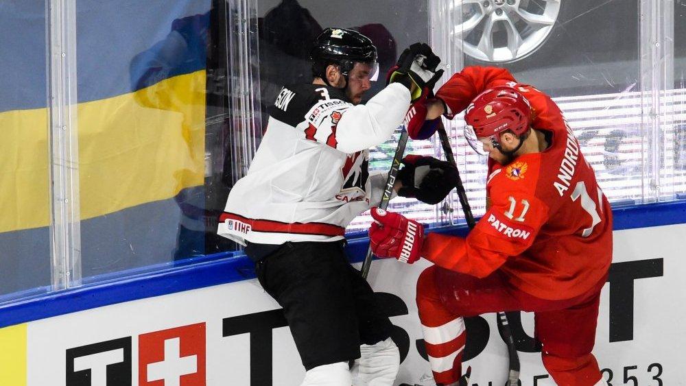 Сборная России проиграла Канаде (4:5 ОТ)