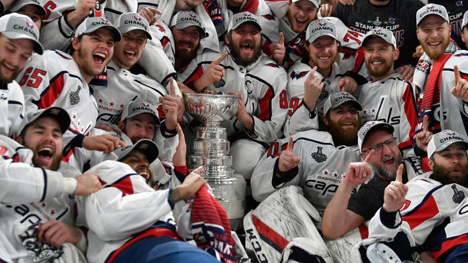 «Вашингтон» завоевал Кубок Стэнли