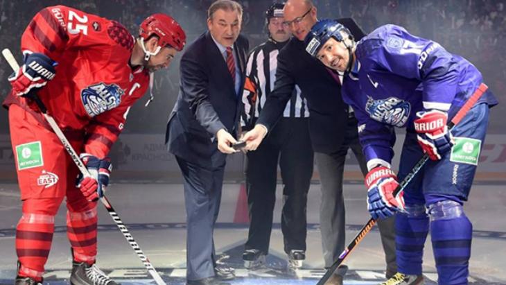 Игра пройдет в формате мини-турнира 21 января в Казани