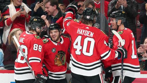 Хоккеисты «Чикаго»