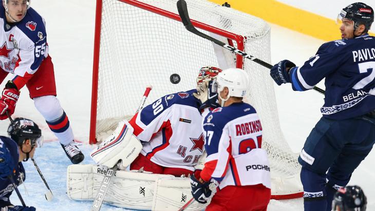 ЦСКА — «Динамо»