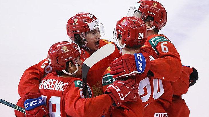 Россияне завоевали бронзовые медали МЧМ