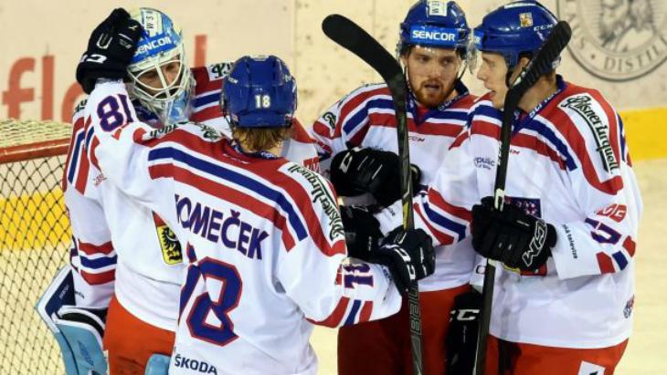 Чехи набрали уже шесть очков