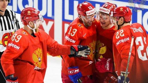 Россия проведет ряд матчей