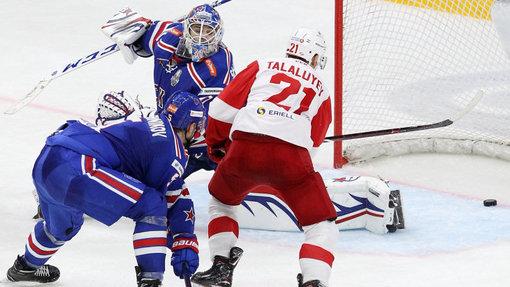 Илья Талалуев сравнивает счет