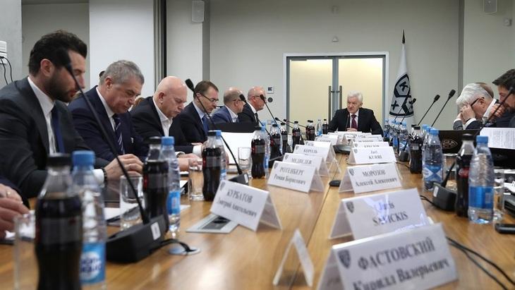Совет директоров КХЛ