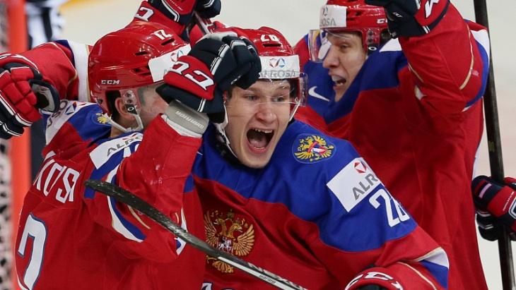 Россияне повторно обыграло белорусов