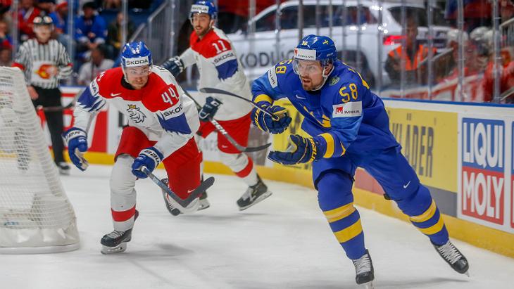 Чехия — Швеция