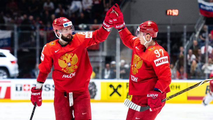 Никита Кучеров и Никита Гусев