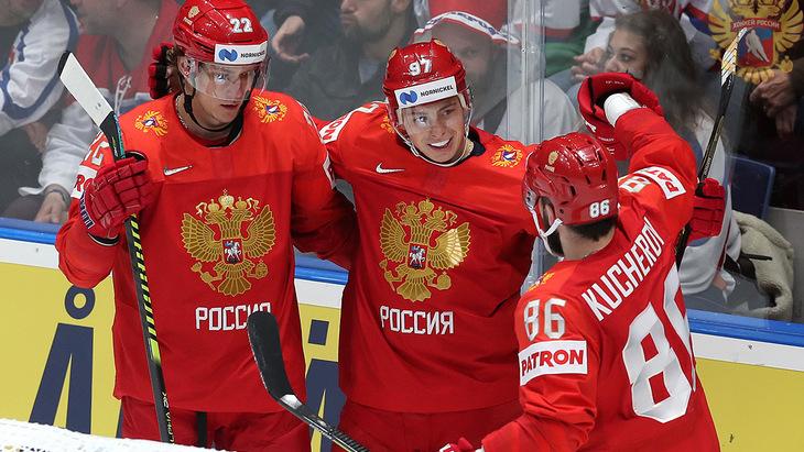 Россияне завоевали бронзу ЧМ-2019