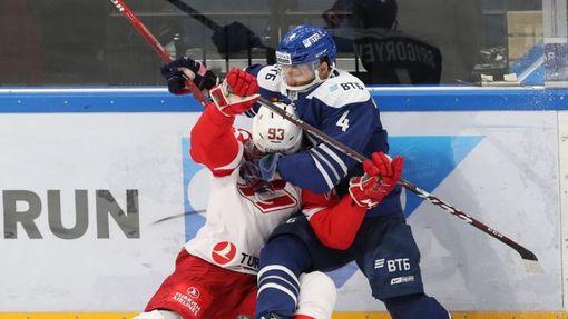 «Динамо» Москва — «Спартак»