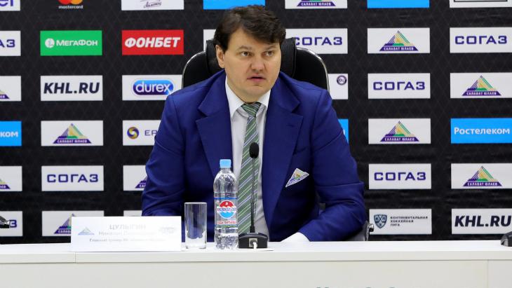 Николай Цулыгин