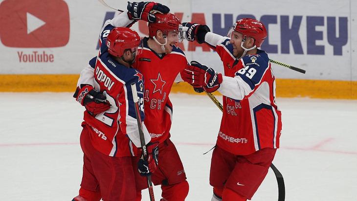 ЦСКА сыграет на выезде со СКА