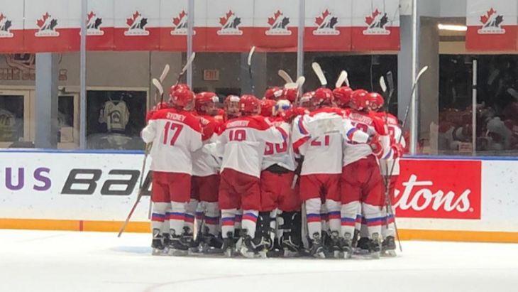 Россияне разгромили американцев в финале