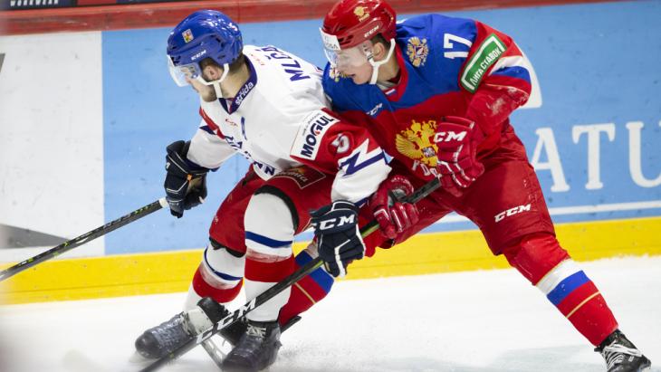 Россия- Чехия