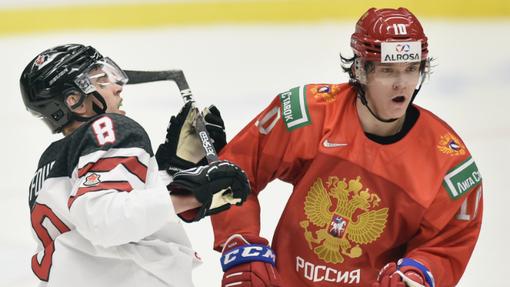 Россия — Канада