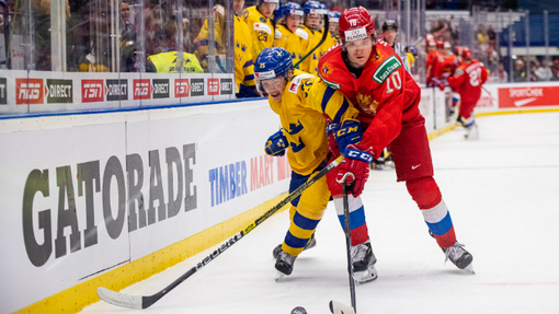 Россия — Швеция