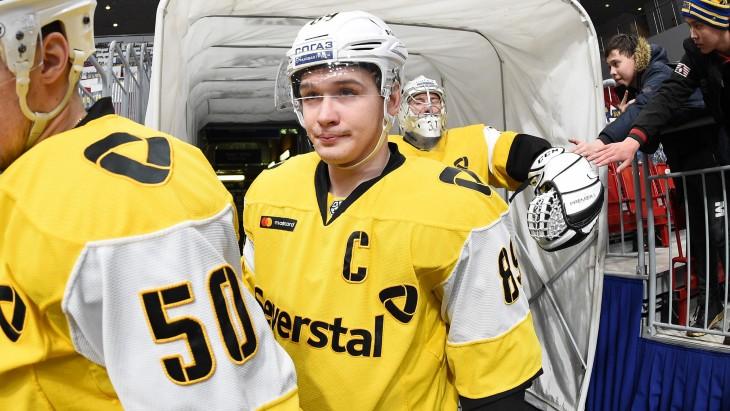 Вторая победа в пяти матчах КХЛ для «Северстали»