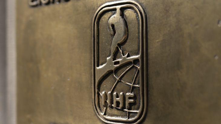 Лого IIHF