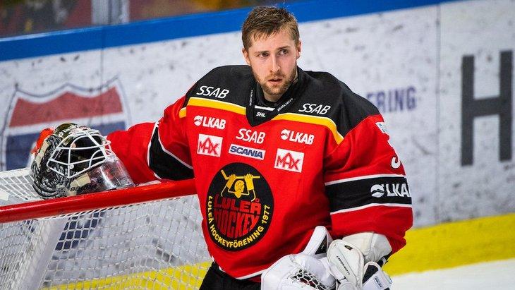 Сочи» подписал шведского вратаря — Хоккей — LiveSport.Ru