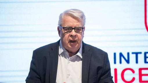 Вице-президент ИИХФ Калерво Куммола