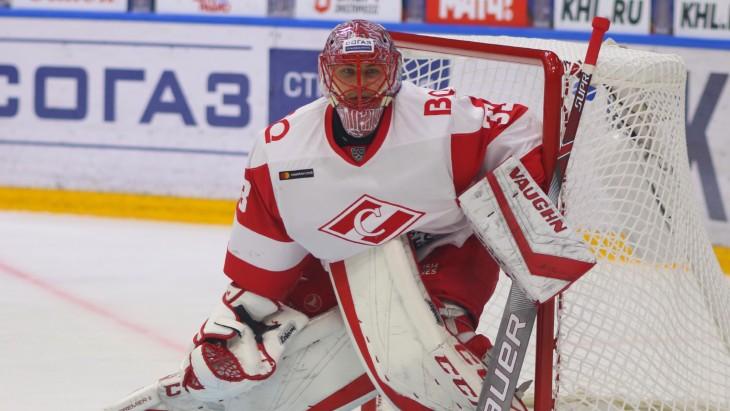 «Спартак» выиграл третью игру в сезоне