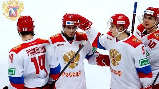 Российская «молодежка» не выигрывала МЧМ с 2011 года