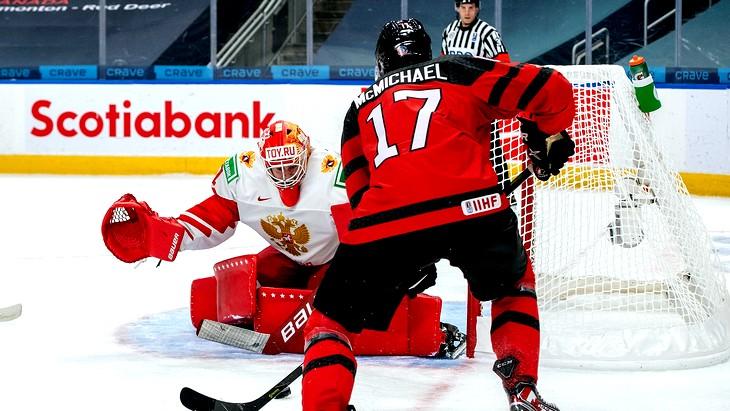 Команда Игоря Ларионова ни разу не забила в товарищеской игре с Канадой