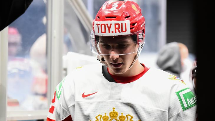 Сборная России в двух матчах ни разу не забивала при игре в большинстве