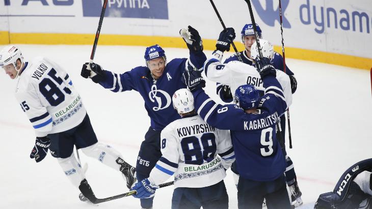 Московское «Динамо»