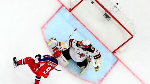 ЦСКА сравнял счет в противостоянии с «Авангардом»