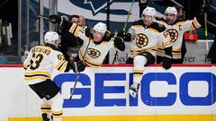 «Бостон» забросил решающую шайбу в овертайме