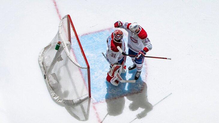 «Монреаль» начал серию против «Торонто» с  гостевой победы