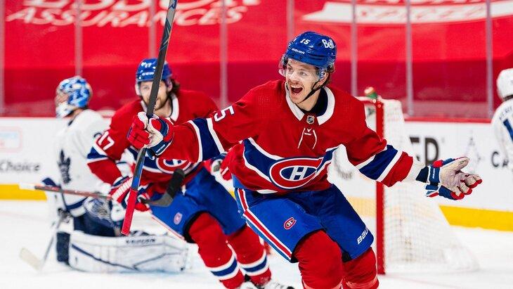 «Монреаль» перевел серию с «Торонто» в седьмой матч
