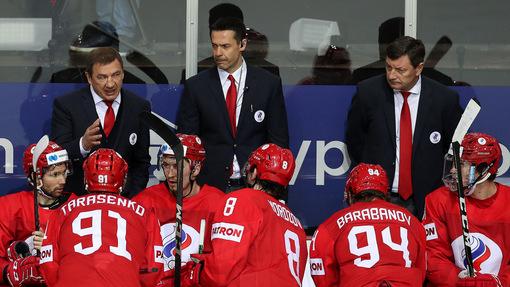 Уже в четвертьфинале сборную России ждет встреча с Канадой