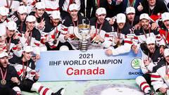 Канада выиграла ЧМ в 27-й раз и сравнялась по этому показателю с Россией/СССР