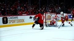 Александр Овечкин забросил 738-ю шайбу в НХЛ
