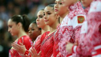 сборная США и смборная России