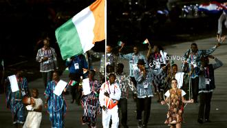 сборная Кот-д'Ивуара