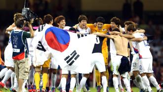 Корея — Япония