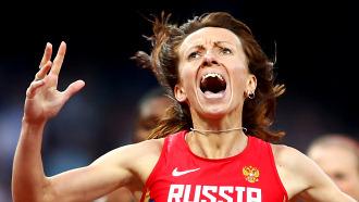 Олимпийская чемпионка в беге на 800 метров Мария Савинова