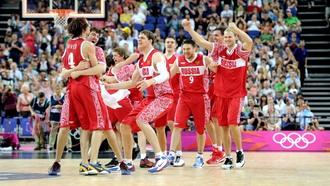 Баскетболисты сборной России достойно выступили на Играх в Лондоне