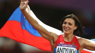 Наталья Антюх