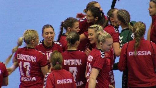 Сборная России одержала пятую победу в пятом матче на ЧМ