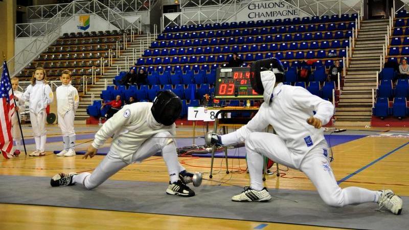 Россияне в финале победили команду Украины