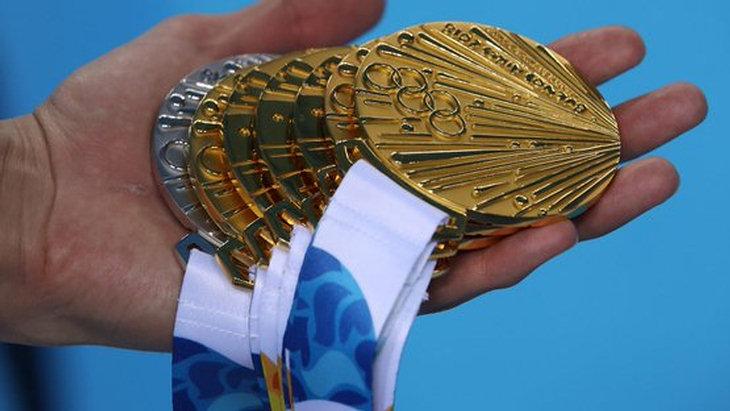 Сборная России выиграла общекомандный медальный зачет ЮОИ