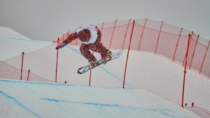 Россияне завоевали золотые медали Универсиады в слоупстайле